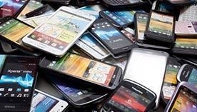 Mobilni telefoni, računalniki, TV